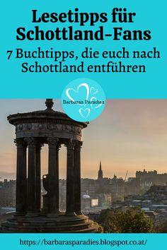 Auf meinem Blog findet ihr tolle Bücher, die in Schottland spielen! Viel Spaß beim Stöbern!