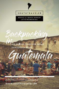 Backpacking in Guatemala Tikal, Belize, Koh Lanta Thailand, Lake Atitlan, Packing List For Travel, Travel Tips, San Salvador, Kayak, Mexico Travel