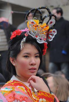 Nouvel An Chinois .Paris XIII