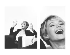 Jennifer Lawrence...I'm convinced that she is my spirit animal