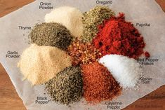 Homemade Cajun Seasoning - Quick and easy homemade cajun seasoning that you probably have all the ingredients for already! You'll never need to buy pre-made cajun seasoning again! Cajun Seasoning Recipe, Seasoning Mixes, All Dressed Seasoning Recipe, Cajun Rub Recipe, Cajun Spice Recipe, Creole Seasoning, Dry Rub Recipes, Cajun Recipes, Haitian Recipes