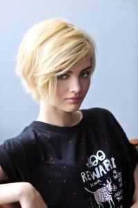 Short hairstyles - do