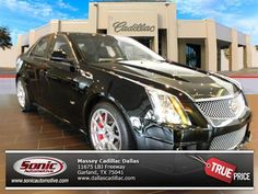 New 2014 CADILLAC CTS-V IN STOCK! For Sale   Dallas, Plano, Garland TX $74,051
