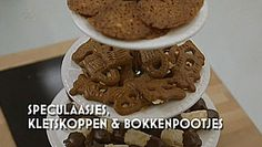 Heel Holland Bakt: Speculaas, kletskoppen en bokkepootjes