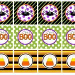 Halloween Party Circles / Tags