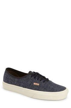 Vans 'Authentic - CA' Print Sneaker (Men)