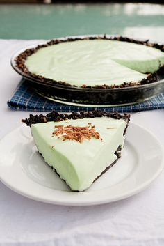Grasshopper pie nigella - photo#16