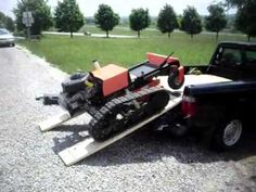REMOTE CONTROL MOWERS FOR STEEP HILLS