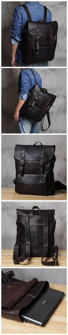 handmadecraft Vintage Bag Leather Handmade Vintage Style Backpack/College Bag - designer bags for sale, order bags online, buy online bags *sponsored https://www.pinterest.com/bags_bag/ https://www.pinterest.com/explore/bag/ https://www.pinterest.com/bags_bag/satchel-bag/ http://www.jansport.com/shop/en/jansport-us/bags/all-bags