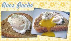 """Para quem não sabe, ovo poché, é algo que se situa entre um ovo frito e um ovo cozido. É um ovo """"frito"""" na água. É bem light e eu acho mais gostoso que ovo cozido e menos gostoso que o …"""