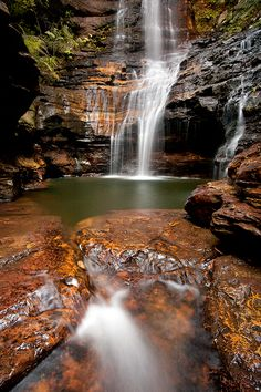 ✮ Valley of Water, Australia