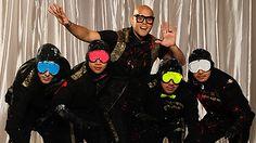 David Garibaldi and his CMYK's America's Got Talent / #AGT