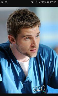 Mike Vogel in Miami Medical / TV shows Beautiful Men Faces, Most Beautiful Man, Miami, Hot Doctor, Medical, Men In Uniform, Muscular Men, Hot Blondes, Actor Model
