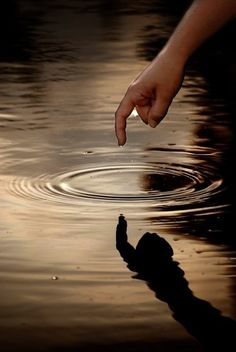 Ripples of our lives