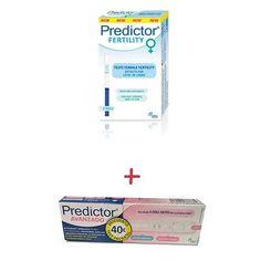 Pack Predictor Test Fertilidad Femenina + Predictor Test Embaraz
