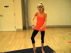 How to Stretch and Strengthen Your Feet. Free Online Foot Exercise Routine
