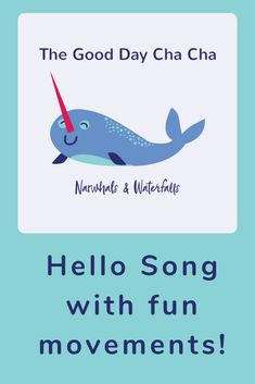 The PERFECT good morning song/hello song for your students! The Good Day Cha Cha is a must have for every morning routine. Hello Songs Preschool, Hello Song For Kids, Preschool Music, Kindergarten Music, Morning Meeting Songs, Good Morning Song, Good Day Song, Elementary Music Lessons, School Lessons