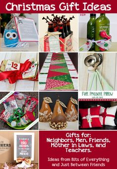 Christmas Gift Ideas   Bits of EverythingBits of Everything