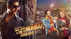 once upon a time in mumbai 2 online booking website :  http://www.ticketnew.com/OnlineTheatre/online-movie-ticket-booking/tamilnadu-chennai/Once-Upon-a-Time-in-Mumbai-2.html  The upcoming 2013 bollywood film is once upon a time in mumbai dobaara its an indian crime gangster film and the movie directed by Milan luthria and produced by Ekta kapoor and shobha kapoor. Sonali bendre in a supporting role.