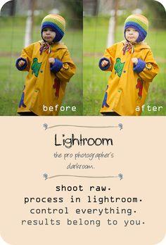 Love Lightroom!