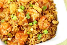 Heart Healthy Shrimp Fried Rice   Gene Smart