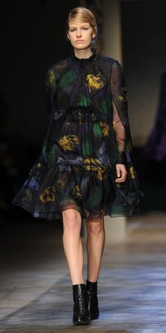 Runway Looks We Love: Erdem - Fall/winter 2015 from #InStyle
