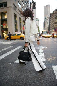 We think we need a total makeover after seeing these NYC fashionistas. très chic! - Prestige Car Rental