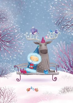 Christmas is comming on Behance