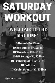 WOD Nation - Premium Equipment for the CrossFit Athlete - Fitness and Exercises Crossfit Workouts At Home, Insanity Workout, Best Cardio Workout, Crossfit Workout Program, Workout Fitness, Crossfit Workout Plan, Crossfit Workouts For Beginners, Fitness Men, Weekly Workout Plans