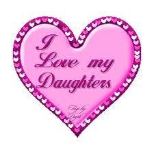 αντικειμενικά μιλώντας πάντα,έχω τις τέλειες κόρες!!!!Blessed mother!!!