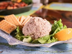 Smoked Fish Dip recipe from Diners, Drive-Ins and Dives via Food Network