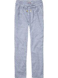 Pantalon d'été léger