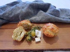 Välimeren makuja suolaisissa muffineissa - Starbox Eggs, Breakfast, Food, Morning Coffee, Eten, Egg, Meals, Morning Breakfast, Egg As Food