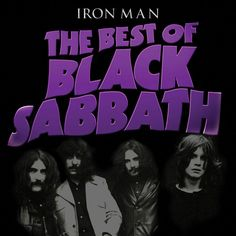nice Iron Man The Best of Black Sabbath CD Sealed New Greatest Hits   Check more at http://harmonisproduction.com/iron-man-the-best-of-black-sabbath-cd-sealed-new-greatest-hits/