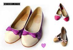 QUIERO JUNE  Encargá los zapatos de tus sueños  http://www.fashionfan.com.ar/calzado-y-carteras/june