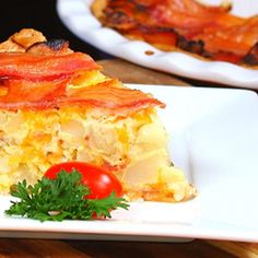 Maple Bacon Breakfast Pie Means You Can Have Pie For Breakfast