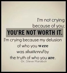 I need to remember this so I can say it to him the next time he mocks me for crying.