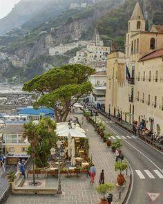 Amalfi, Italy #italyphotography #ItalyPhotography