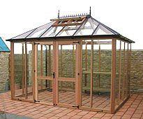 Vanderburg greenhouses