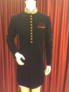 Eliperi: men's sherwani suit