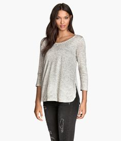 Un-frumpy nursing top | H&M US