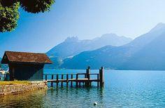 Annecy France, Sites Touristiques, Rando, Alpine Lake, South Of France, Photos Du, Alps, The Good Place, Travel Destinations