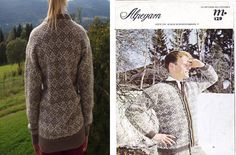 m129 Norwegian Knitting, Fair Isle Knitting, Turtle Neck, Sweaters, Fashion, Gowns, Moda, Fashion Styles, Sweater