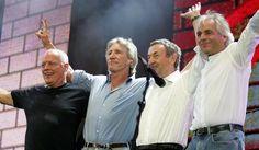 Pink Floyd, Live 8, 2005.