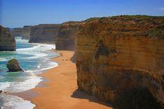 12 Apostles Great ocean road VIC Australia #12apostles #greatoceanroad #Victoria #australia #nicebeach #amazingbeauty #amazingbeach by an_iranian_photographer