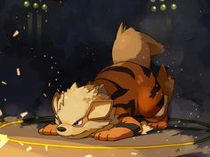 Dogs in video games - Arcanine