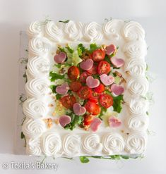 Sandwich Cake, Sandwiches, Fantasy Cake, No Bake Cheesecake, Mousse Cake, Lets Celebrate, Fondant Cakes, Cheesecakes, Food Art