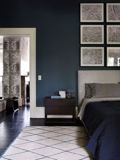 Get Moody With DARK WALLS | ROWE SPURLING PAINT COMPANY