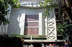 Museo de Bellas Artes 1938. Carlos Raúl Villanueva. Premio Nacional de Arquitectura