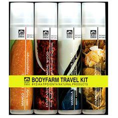 Beauty farm travel kit Greek Beauty, Travel Kits, Travel Size Products